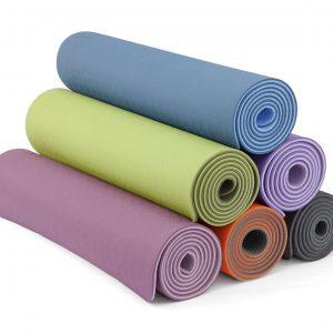 Коврик для йоги LOTUS PRO BODHI.