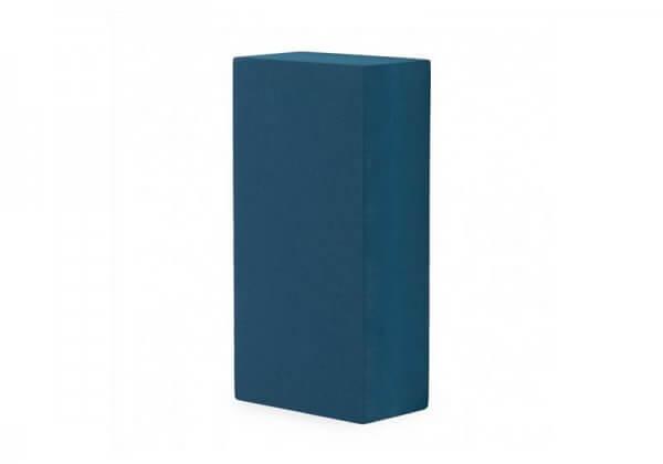 Кирпич для йоги Asana Bodhi синий.