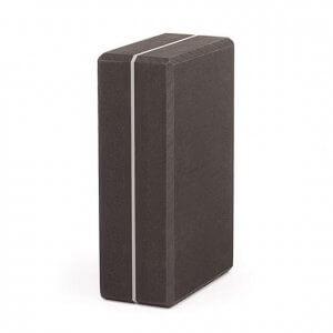 Кирпич для йоги Asana Brick XXL чёрный.