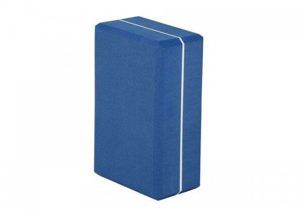 Кирпич для йоги Asana Brick XXL синий.