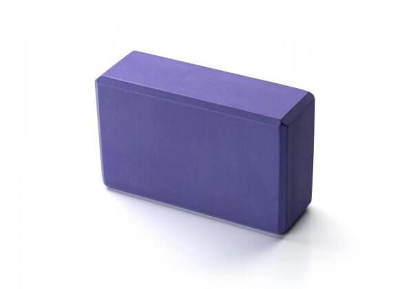 Кирпич для йоги Kurma Standard фиолетовый.