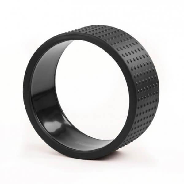 Колесо для йоги Samsara Premium чёрное.