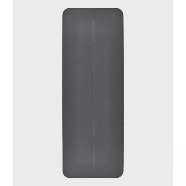 Коврик для йоги Begin Yoga Steel Grey Manduka.
