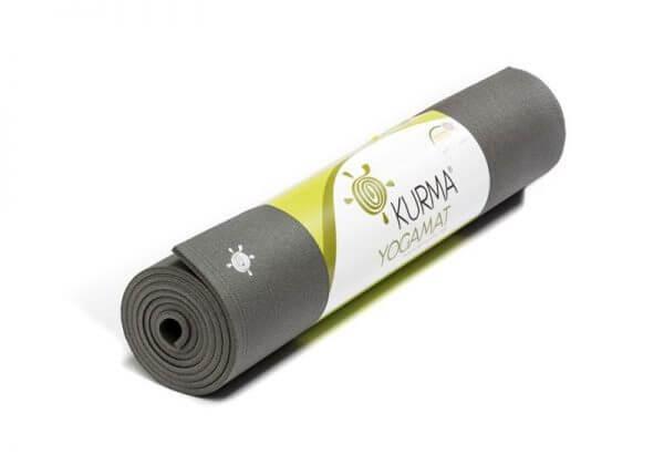 Коврик для йоги Black Grip.