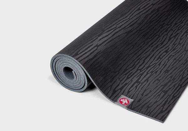 Коврик для йоги eKO Black Manduka.