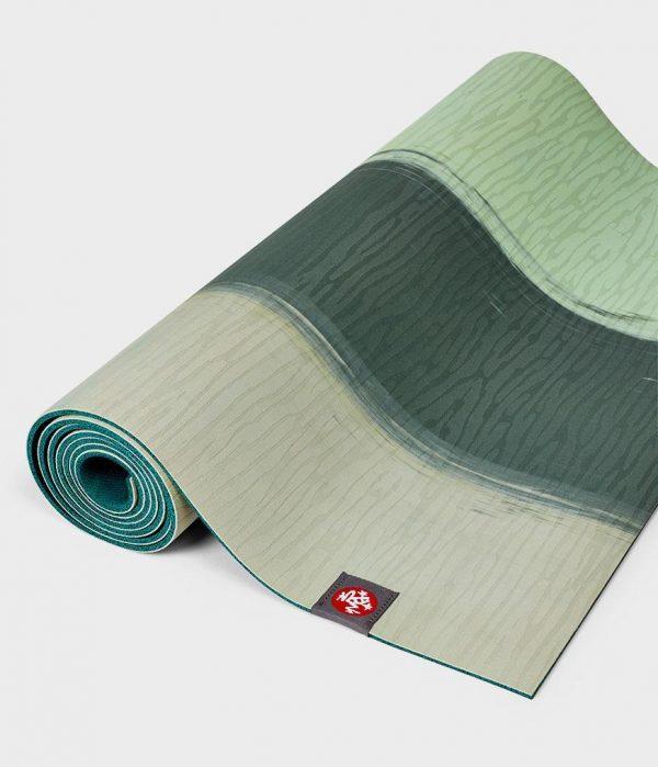 Коврик для йоги eKO Lite Green Ash Stripe Manduka.