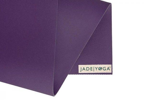 Коврик для йоги Travel фиолетовый.