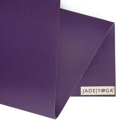 Коврик для йоги Fusion Jade фиолетовый.