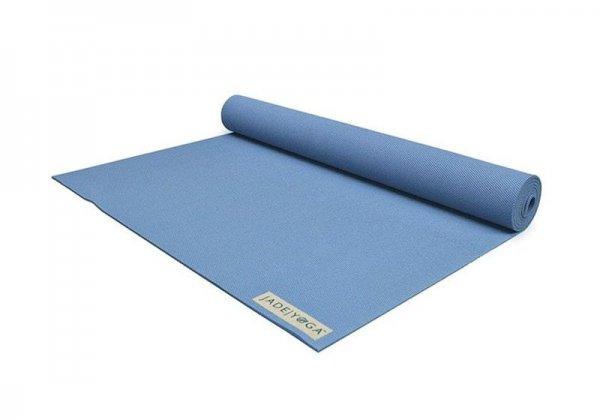 Коврик для йоги Kids Pathfinder синий.