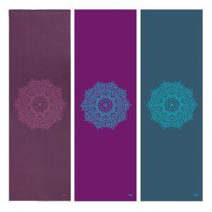 Коврик для йоги Leela Mandala.