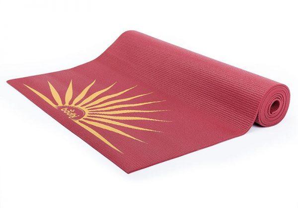 Коврик для йоги Leela Sun Salutation.
