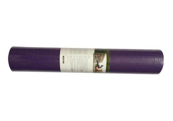 Коврик для йоги Nilam фиолетовый.