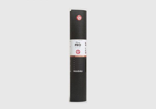 Коврик для йоги PRO Extra Long Black Manduka.