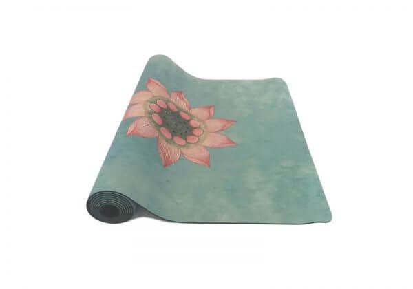Коврик для йоги Sitara Floral