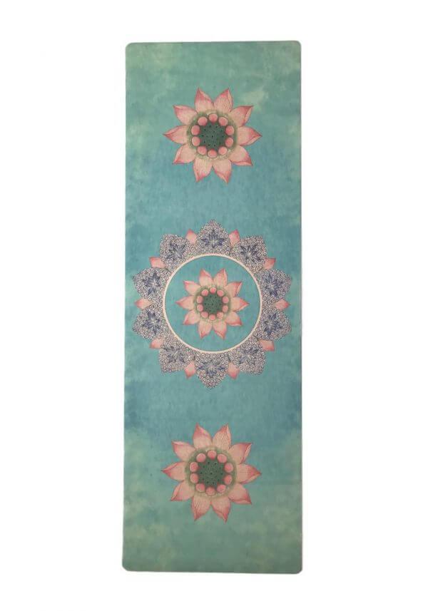 Коврик для йоги Sitara Floral.