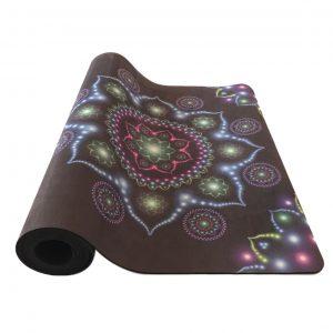 Коврик для йоги Sitara Glow.