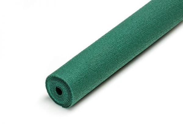 Коврик для йоги Specialist зелёный.