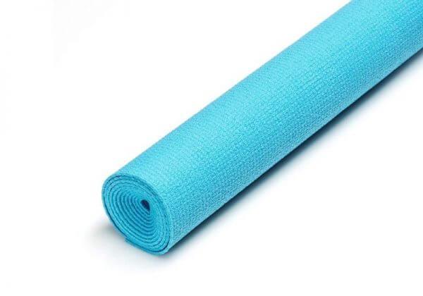 Коврик для йоги Specialist голубой.