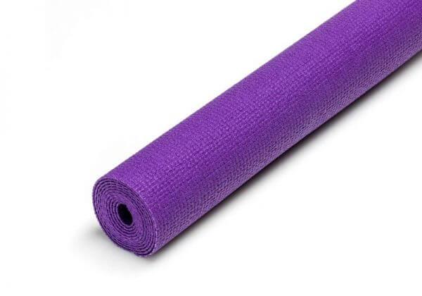 Коврик для йоги Specialist фиолетовый.