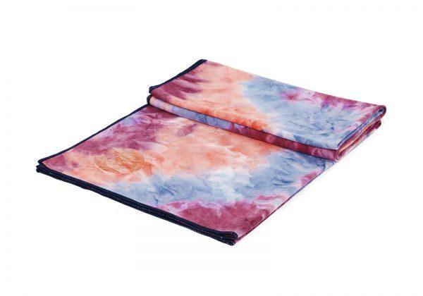 Коврик-полотенце для йоги eQua Mat Towel Ammonite Manduka.