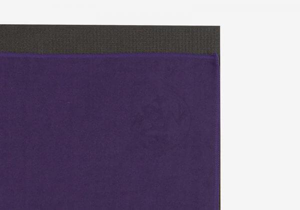 Коврик-полотенце для йоги eQua Mat Towel Magic Manduka.