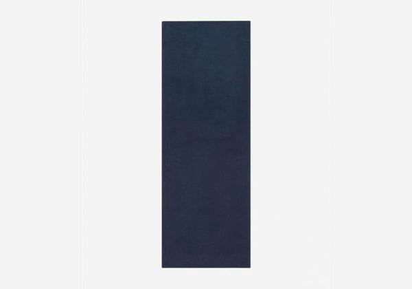Коврик-полотенце для йоги eQua Mat Towel Midnight Manduka.