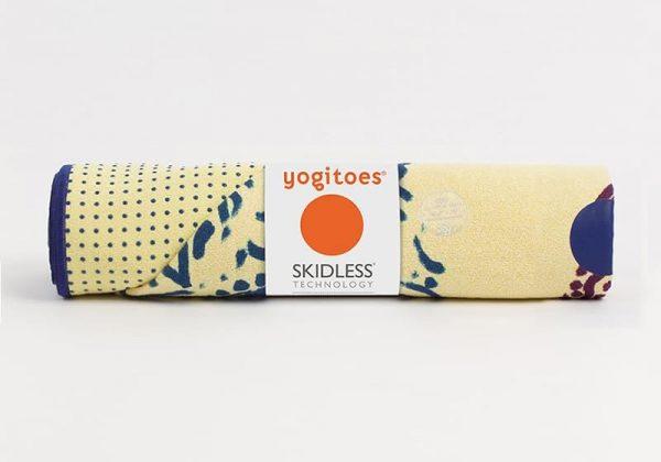 Коврик-полотенце для йоги Yogitoes Chakra Manduka.