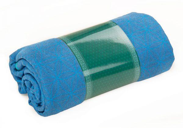 Мягкое йога-полотенце Magic Carpet от Bodhi.