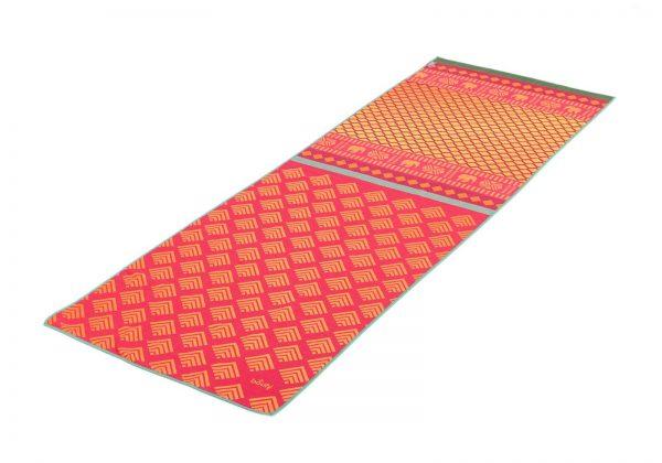 Йога-полотенце Safari Sari от Bodhi.