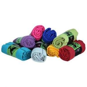 Йога-полотенце Towel Grip²от Bodhi.