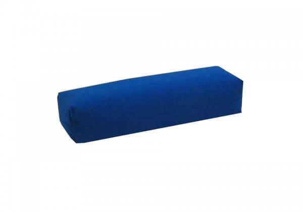 Валик для йоги SALAMBA синий.