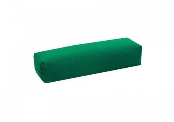 Валик для йоги SALAMBA зелёный.