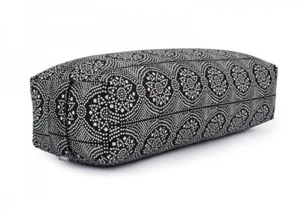 Валик для йоги Salamba Maharaja Bodhi чёрный.