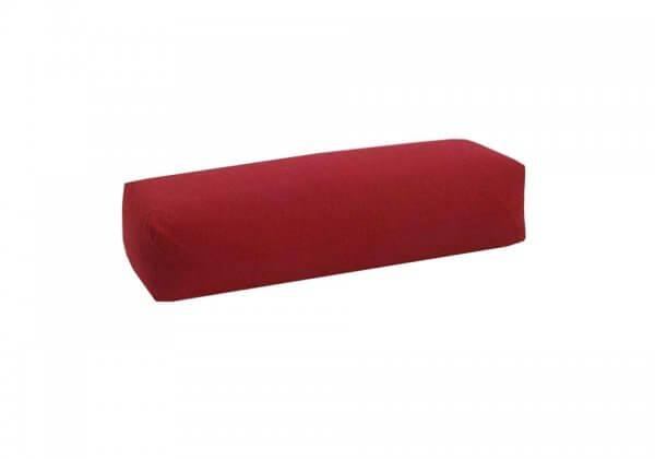 Валик для йоги SALAMBA красный.