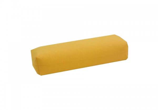 Валик для йоги SALAMBA жёлтый.